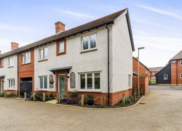 Thumbnail 4 bed terraced house for sale in Lea View, Winchester