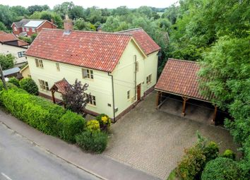 Thumbnail 3 bed detached house for sale in The Street, Hinderclay, Diss