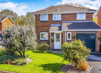 Thumbnail 4 bed detached house for sale in Craigflower Court, Bamber Bridge, Preston, Lancashire