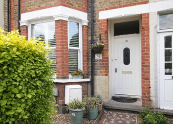 Thumbnail 3 bed end terrace house for sale in Grosvenor Road, Hanwell, Ealing
