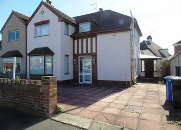 Thumbnail 3 bed semi-detached house for sale in Rosehill Road, Rhyl, Denbighshire