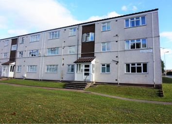 Thumbnail 2 bed flat for sale in Bryn Pinwydden, Cardiff