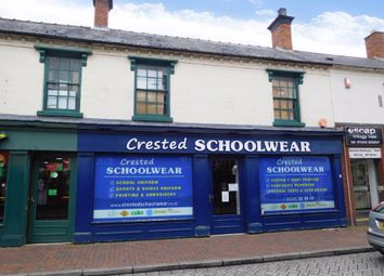 Thumbnail Retail premises to let in Wolverhampton Road, Cannock, Staffordshire