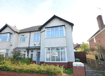 Thumbnail 4 bedroom semi-detached house for sale in Coronation Drive, Crosby, Liverpool