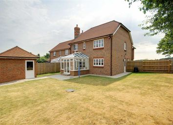 Thumbnail 4 bed detached house for sale in Northbrook Cottages, Titnore Lane, Worthing, West Sussex