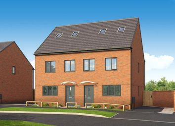 "Thumbnail 4 bed property for sale in ""The Elm At Roman Fields"" at Fletcher Way, Peterborough"