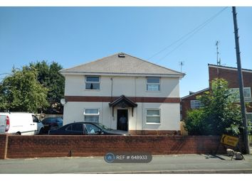 Thumbnail 1 bed flat to rent in Sedgley Road East, Tipton