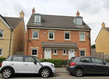 Thumbnail 3 bed semi-detached house for sale in Walbottle Road, Mill Vale, Newburn, Newcastle Upon Tyne