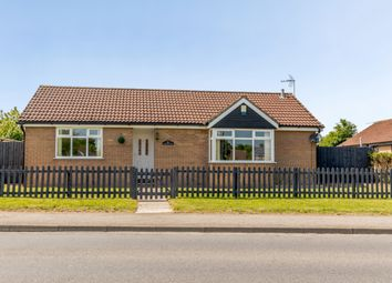 Thumbnail 3 bed detached bungalow for sale in Wheatcroft, Strensall, York