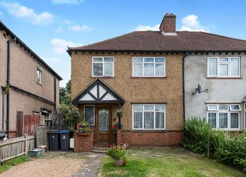 Thumbnail 3 bed semi-detached house for sale in Cambridge Road, Kingston Upon Thames