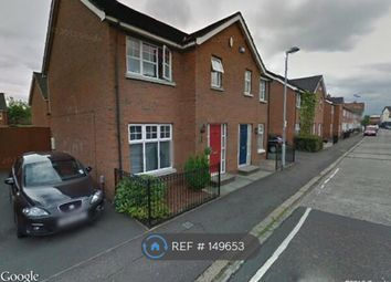 Thumbnail 3 bed semi-detached house to rent in Witham Street, Belfast