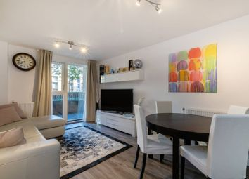 Thumbnail 1 bed flat for sale in Cabot Close, Croydon