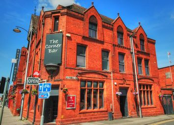Thumbnail Hotel/guest house for sale in Royal Hotel, 7 Nantwich Road, Crewe, Cheshire