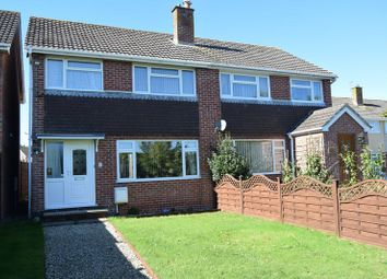 Thumbnail 3 bedroom semi-detached house for sale in Forton Road, Chard