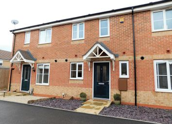 Thumbnail 2 bed terraced house for sale in Jefferson Walk, Stafford