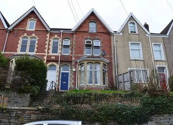 Thumbnail 4 bed terraced house for sale in Montpelier Terrace, Swansea