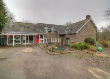 Bishops Castle Road, Clun, Craven Arms SY7. 3 bed detached house for sale