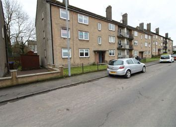 Thumbnail 2 bed flat for sale in New Street, Duntocher, Clydebank