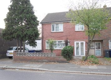 Thumbnail 4 bed semi-detached house for sale in Brent Road, Southall