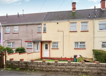 Thumbnail 2 bed terraced house for sale in Caeconna Road, Swansea