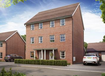 "Thumbnail 4 bedroom semi-detached house for sale in ""Broughton"" at Somerset Avenue, Leicester"