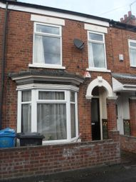 Thumbnail 4 bed terraced house to rent in Melbourne Street, Hull