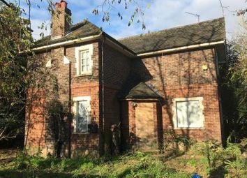 Thumbnail Land for sale in Former Loxford Park Lodge, 39 Loxford Lane, Ilford
