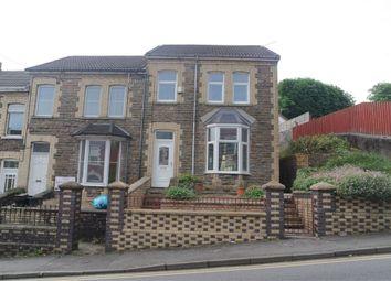 Thumbnail 3 bed end terrace house for sale in 54 Neath Road, Maesteg, Mid Glamorgan