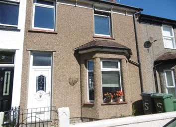 Thumbnail 2 bed terraced house to rent in Balmoral Road, New Brighton, Wirral