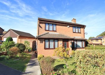 Thumbnail 4 bedroom detached house for sale in Adur Close, West End, Southampton