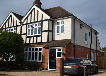 Thumbnail 3 bed semi-detached house for sale in Westrow Gardens, Shirley, Southampton