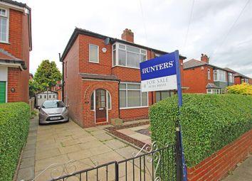 Thumbnail 2 bedroom semi-detached house for sale in Zetland Avenue, Bolton
