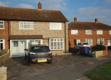 Thumbnail 3 bed semi-detached house to rent in Whitmore Avenue, Grays