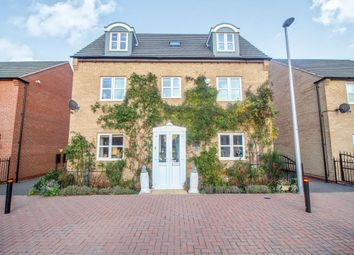 Thumbnail 5 bed detached house for sale in Ocean Drive, Warsop, Mansfield