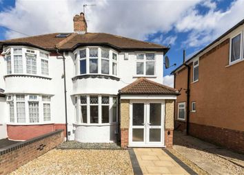 Thumbnail 3 bed semi-detached house for sale in Clairvale Road, Heston, Hounslow