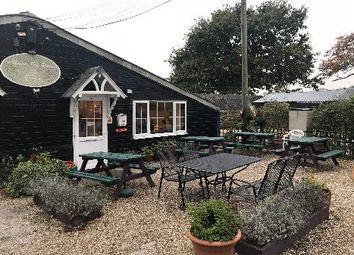 Thumbnail Restaurant/cafe for sale in Yapton Road, Barnham, Bognor Regis