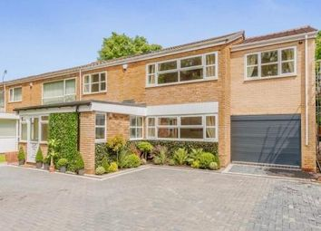 Thumbnail 6 bed semi-detached house for sale in Christchurch Close, Edgbaston, Birmingham