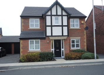 Thumbnail 4 bed detached house for sale in Wheatstone Road, Formby, Liverpool