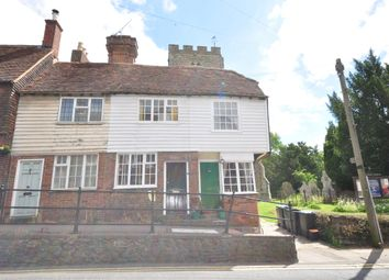 Thumbnail 2 bed cottage to rent in High Street, Staplehurst, Tonbridge