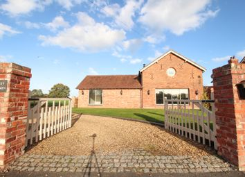 Thumbnail 5 bed barn conversion to rent in Gradeley Green, Burland, Nantwich