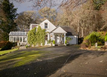 Thumbnail 4 bed detached house for sale in Clunie Bridge Road, Pitlochry, Perthshire