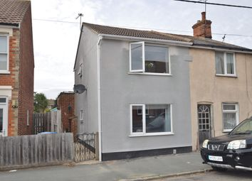 Thumbnail 2 bed semi-detached house for sale in Maidstone Road, Felixstowe