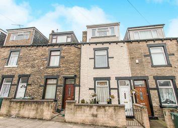 Thumbnail 4 bedroom terraced house for sale in Binnie Street, Bradford