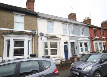 Thumbnail 2 bed terraced house for sale in Springfield Road, Swindon