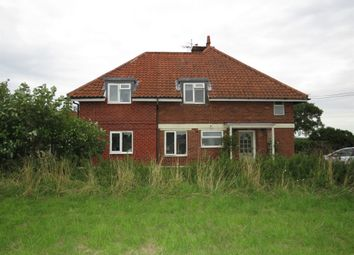 Thumbnail 4 bedroom semi-detached house for sale in Holme Road, Ringstead, Hunstanton