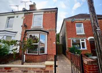 Thumbnail 2 bed semi-detached house for sale in Queenstown Road, Freemantle, Southampton