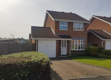 Thumbnail 3 bed detached house for sale in Hopton Close, Freshbrook, Swindon