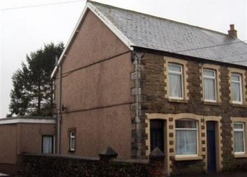 Thumbnail 1 bed flat to rent in Ammanford Road, Llandybie, Ammanford