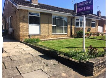 Thumbnail 2 bed semi-detached bungalow for sale in Castle View, Sandal, Wakefield