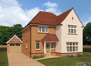 "Thumbnail 4 bed detached house for sale in ""Cambridge"" at Higham Lane, Nuneaton"